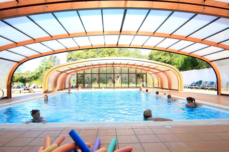 Camping à l'île de Ré avec piscine